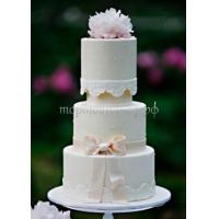 Торт свадебный на заказ - № 190