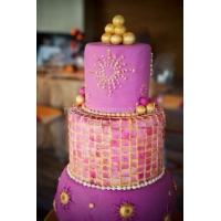 Торт свадебный на заказ - № 192