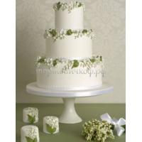 Торт свадебный на заказ - № 197
