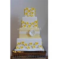 Торт свадебный на заказ - № 199