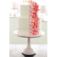 Торт свадебный на заказ - № 039