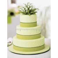 Торт свадебный на заказ - № 201