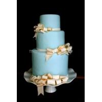 Торт свадебный на заказ - № 204