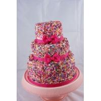 Торт свадебный на заказ - № 207