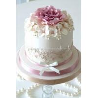 Торт свадебный на заказ - № 211