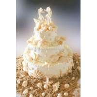 Торт свадебный на заказ - № 213