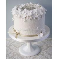 Торт свадебный на заказ - № 041