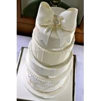 Торт свадебный на заказ - № 219