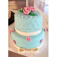 Торт свадебный на заказ - № 224