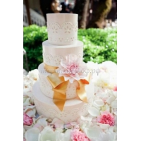 Торт свадебный на заказ - № 225