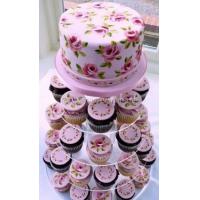Торт свадебный на заказ - № 226
