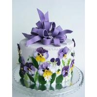 Торт свадебный на заказ - № 018