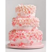 Торт свадебный на заказ - № 043