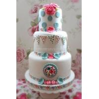 Торт свадебный на заказ - № 228