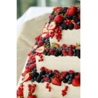 Торт свадебный на заказ - № 047