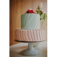 Торт свадебный на заказ - № 049