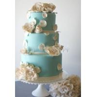 Торт свадебный на заказ - № 056