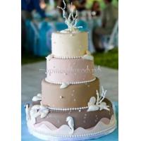 Торт свадебный на заказ - № 060