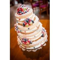 Торт свадебный на заказ - № 064