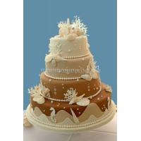 Торт свадебный на заказ - № 065