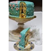 Торт свадебный на заказ - № 076