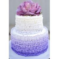 Торт свадебный на заказ - № 082