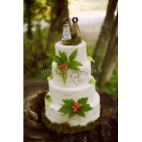 Торт свадебный на заказ - № 083
