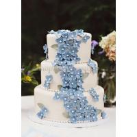 Торт свадебный на заказ - № 021
