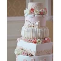 Торт свадебный на заказ - № 085