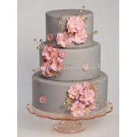 Торт свадебный на заказ - № 086