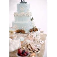 Торт свадебный на заказ - № 075