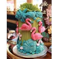 Торт свадебный на заказ - № 091