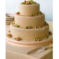 Торт свадебный на заказ - № 092