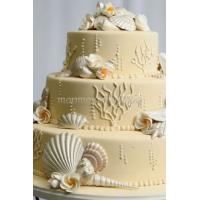 Торт свадебный на заказ - № 093
