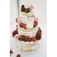 Торт свадебный на заказ - № 099