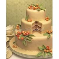 Торт свадебный на заказ - № 100