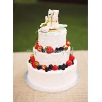 Торт свадебный на заказ - № 102