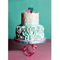 Торт свадебный на заказ - № 105