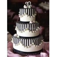 Торт свадебный на заказ - № 107