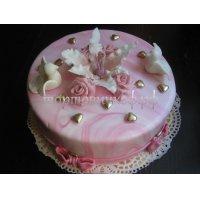 Свадебный торт #69