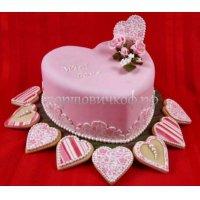 Свадебный торт #72