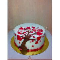 Свадебный торт #74