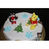 Торт на новый год #71