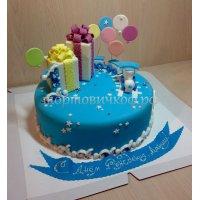 Детский торт #284