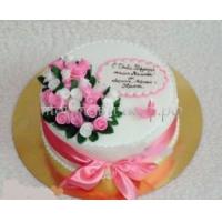Торт любимой - Я тебя люблю