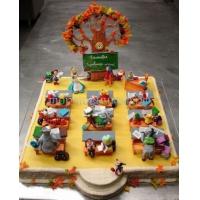 Заказать торт на день рождения - Школа