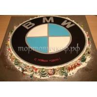 Заказать торт на день рождения - БМВ