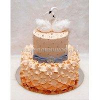 Свадебный торт #73