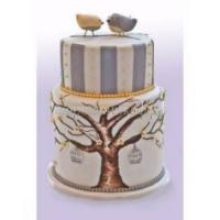 Торт свадебный на заказ - Дерево счастья