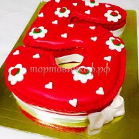 Детский торт #307